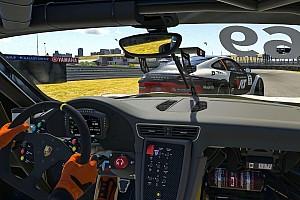 Wat staat er dit weekend op de virtuele racekalender?