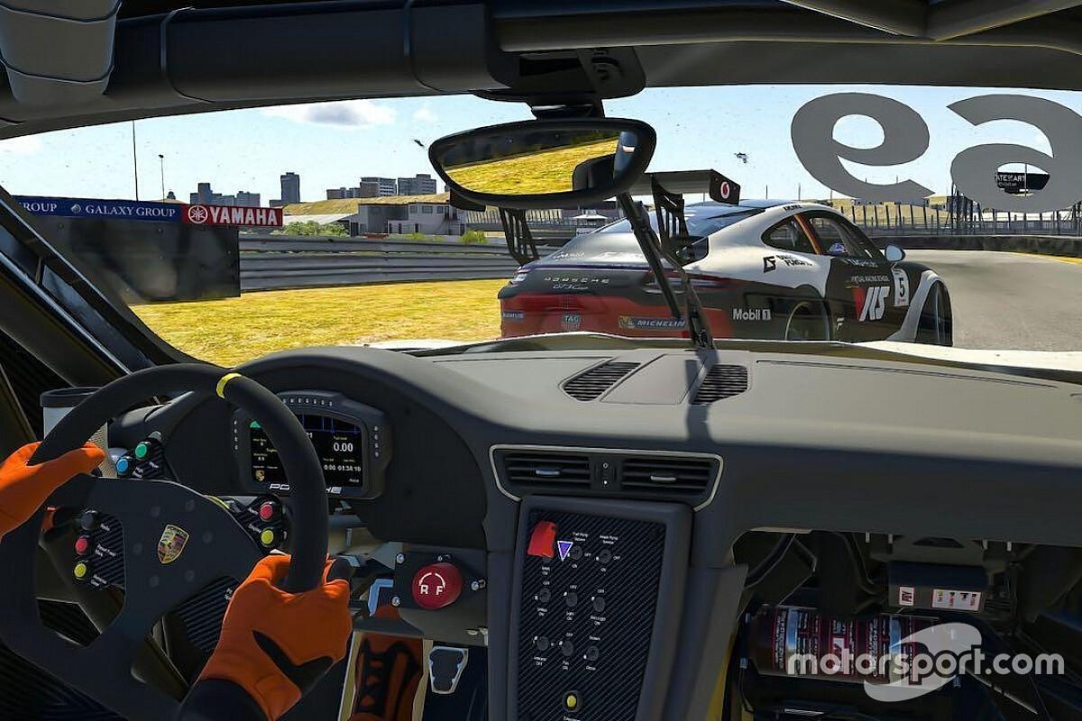"""Verstappen tweede in Porsche Esports Supercup: """"Goed resultaat"""""""