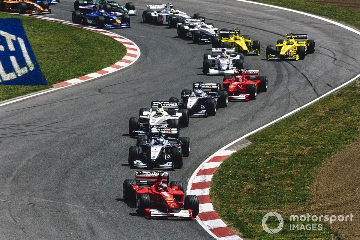 Barrichello élete egyik legnagyobb manővere a Schumacher-testvérek ellen: videó