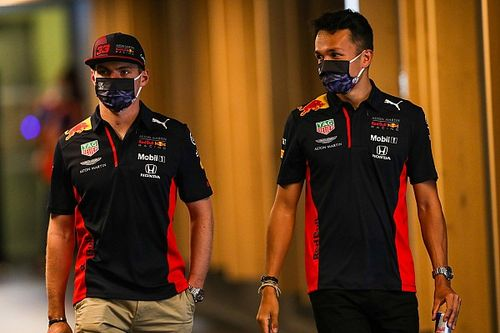 "Verstappen backs Albon to succeed in ""less pressured environment"""