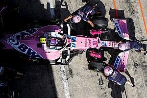 Stájer Nagydíj 2020: több mint 250 kép a második F1-es szabadedzésről