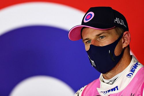 """F1: Aston Martin admite """"conversas"""" com Hulkenberg para ocupar vaga de reserva"""