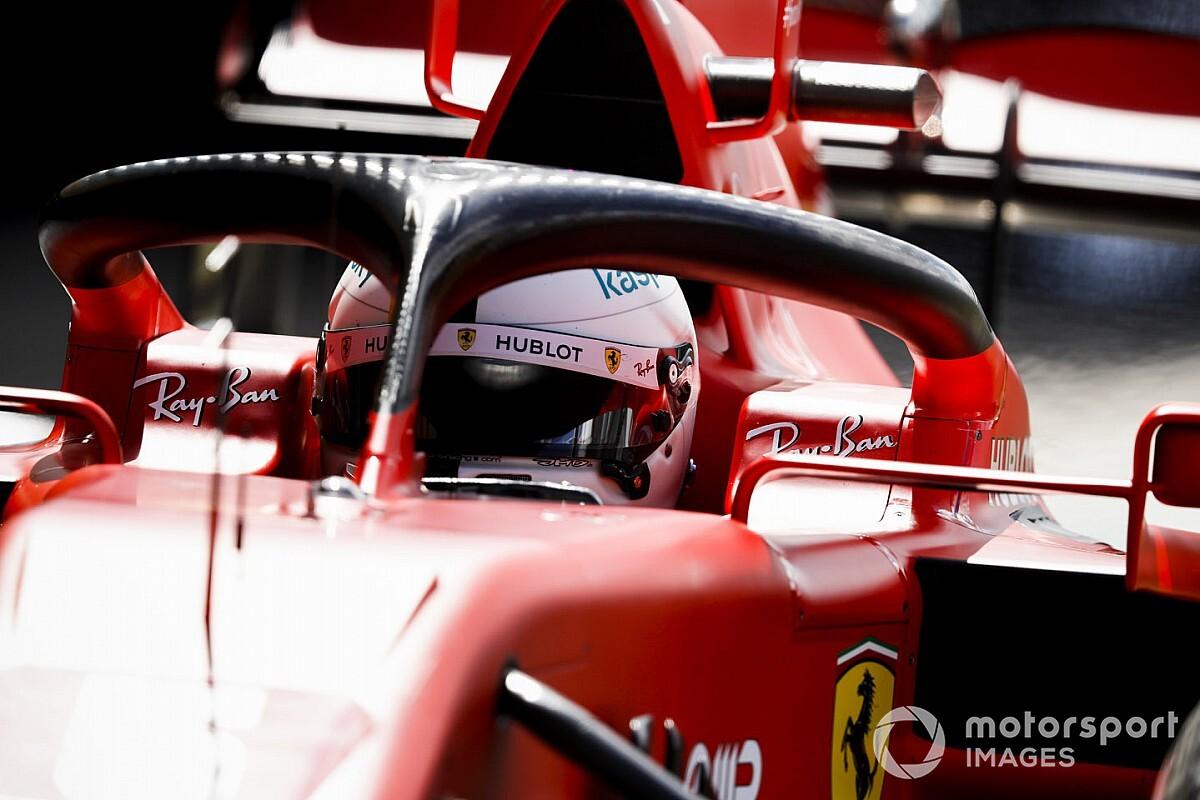 Sebastian Vettel Belum Menamai Mobil Aston Martin untuk F1 2021