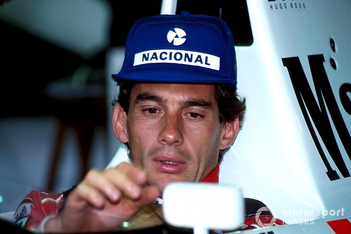 Pérez diz que gostaria de ter Senna como companheiro de equipe