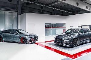 140 lóerőt, új felfüggesztést és felniket kapott az Audi RS6