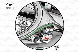 Mercedes: il DAS è l'evoluzione di un'idea fallita