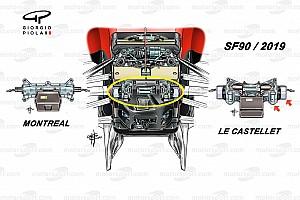 Ferrari PAS variabile: il vantaggio è aerodinamico?