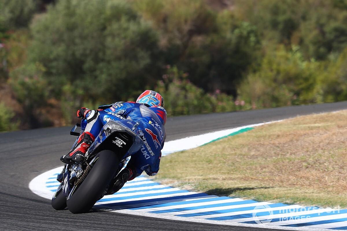 """La participation de Rins au GP d'Andalousie est """"incertaine"""""""