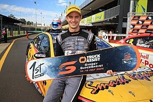 Sydney Supercars: Percat cruises to Race 2 win