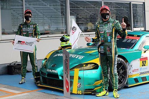 SGT第1戦富士|GT300もGR Supraが優勝、埼玉トヨペットGBがチーム初V