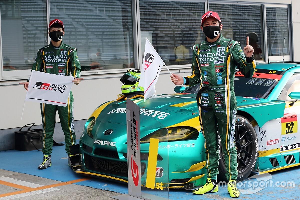 SGT第1戦富士 GT300もGR Supraが優勝、埼玉トヨペットGBがチーム初V