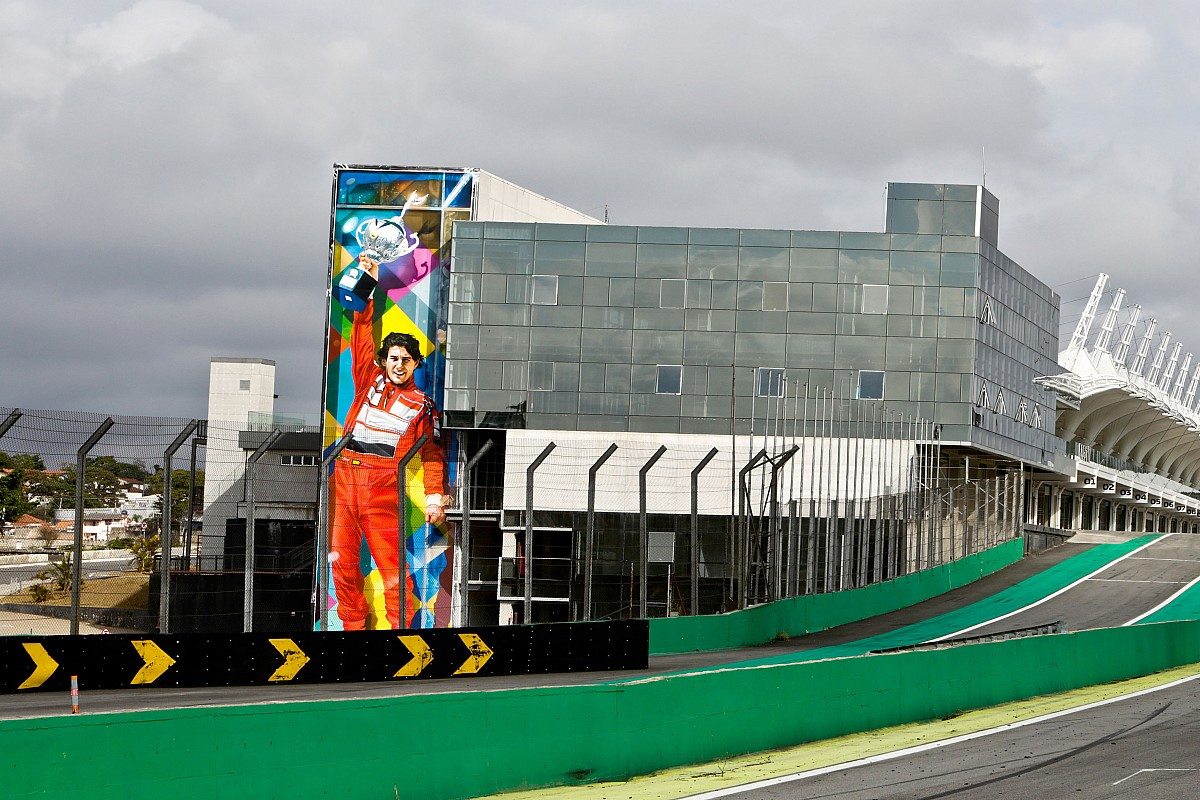 VÍDEO: Após sugestão de Silverstone, dê uma volta no traçado invertido de Interlagos