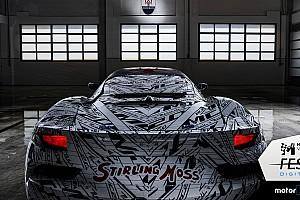 La Maserati MC20 celebra il mito di Stirling Moss