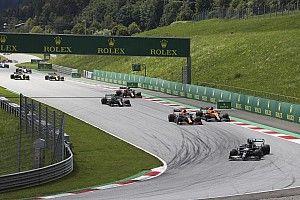 Volledige uitslag van de Grand Prix van Stiermarken