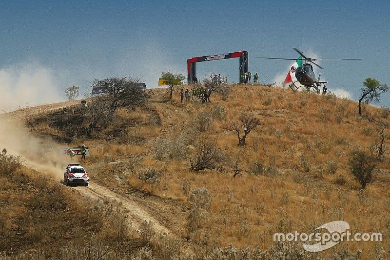 Rally Mexico to end early due to looming travel restrictions