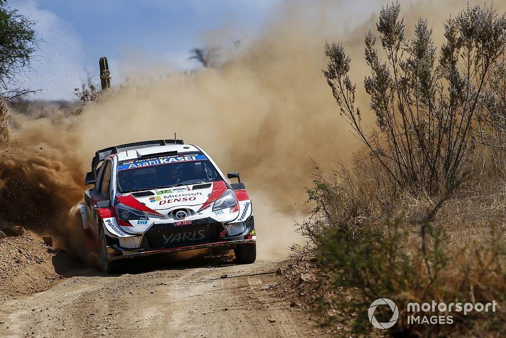 Toyota decides against debuting GR Yaris in WRC next year