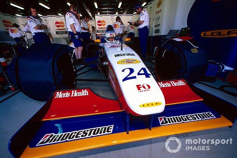 Especial: a história da equipe de F1 que fracassou mesmo com nomes fortes por trás
