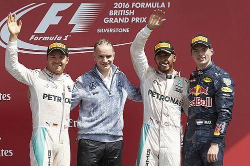 Rosberg: Hanya Verstappen yang Bisa Kalahkan Hamilton