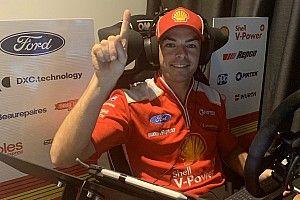 McLaughlin na pole position