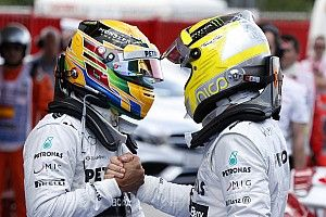 Why latest Hamilton-Rosberg battle won't have the same edge