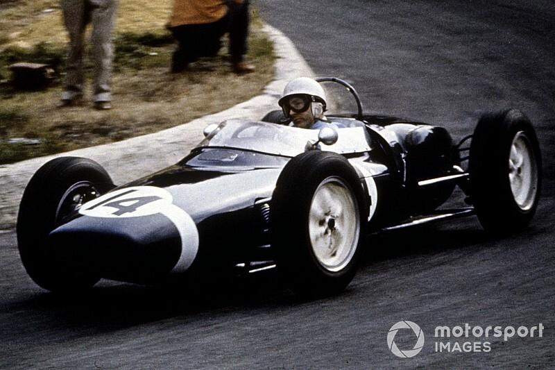 Todos los F1 que manejó Stirling Moss