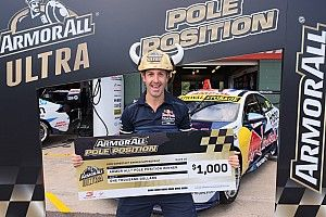 Darwin Supercars: Whincup takes pole by 0.06s