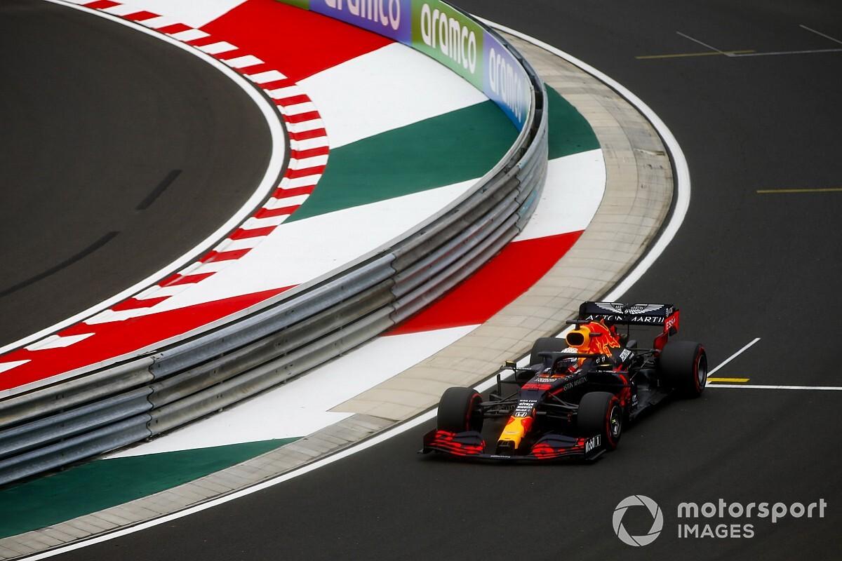 F1ハンガリーGP予選速報:メルセデスがフロントロウ独占。3番手はストロール!