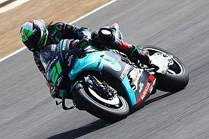 MotoGP, Jerez, Libere 2: bella zampata di Morbidelli