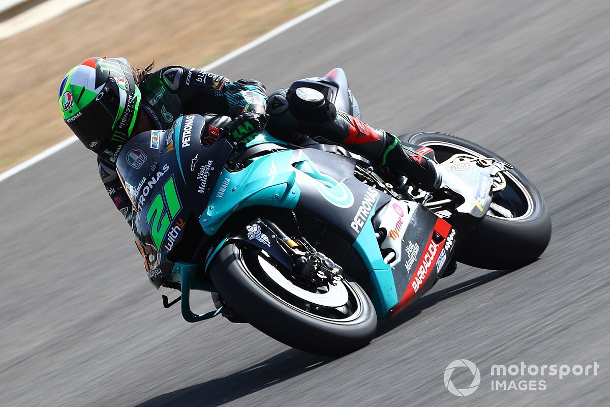 Morbidelli snelste in tweede training Jerez, Binder verrast