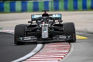Mercedes mostra i muscoli con prestazioni hard