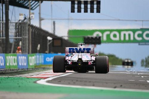 Volledige uitslag van de Formule 1 Grand Prix van Hongarije