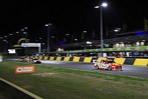 Sydney Supercars: McLaughlin triumphs under lights