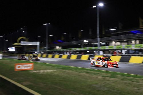 Sydney Supercars: McLaughlin triumphs under lights
