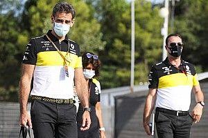 """Abiteboul: """"Yeni Renault Başkanı'nın açıklamaları cesaret verici"""
