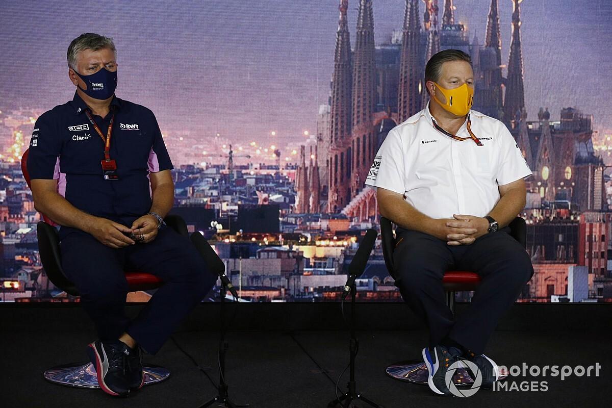 """Brown, Szafnauer'in """"F1'den anlamadığı"""" yorumlarına cevap verdi"""