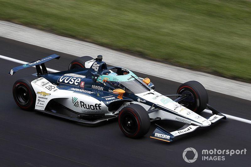 """El futuro jefe de Alonso en F1: """"Apenas respiro viéndole en Indy"""""""