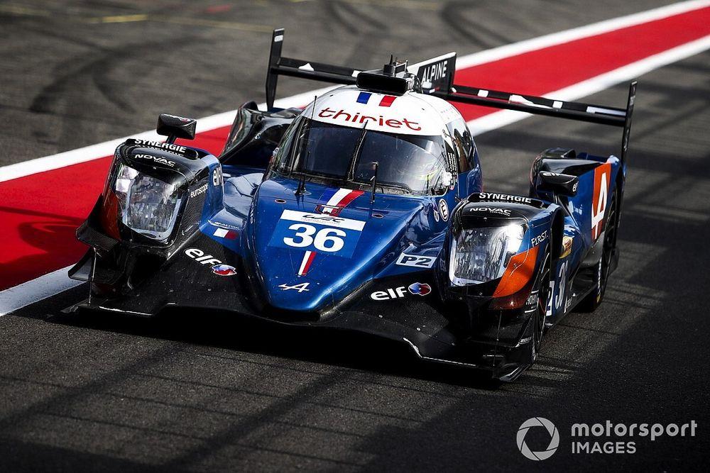 Alpine s'apprête à rejoindre le LMP1