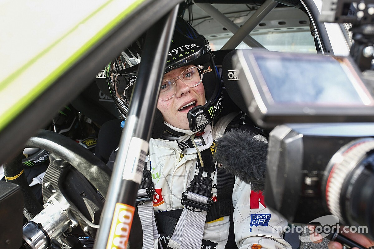 Oliver Solberg lands two-year Hyundai deal
