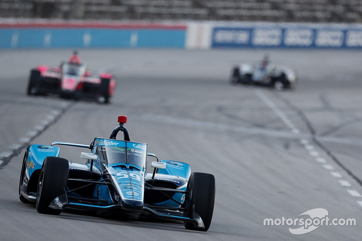 Daly rejoices in strong start for Carlin's IndyCar season