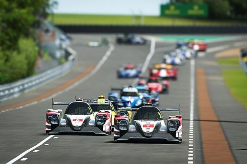 How an all-star cast is preparing for virtual Le Mans 24 Hours