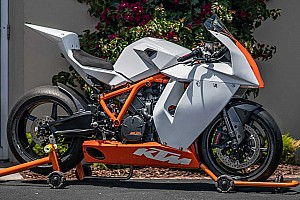 Own One Of The Only KTM 1190 RC8 R Track Produced For The U.S.