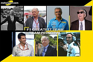 F1 Greatest Team: è Toto Wolff il Team Manager