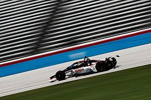 Van Kalmthout crasht vroeg uit de race bij IndyCar-debuut, Dixon wint