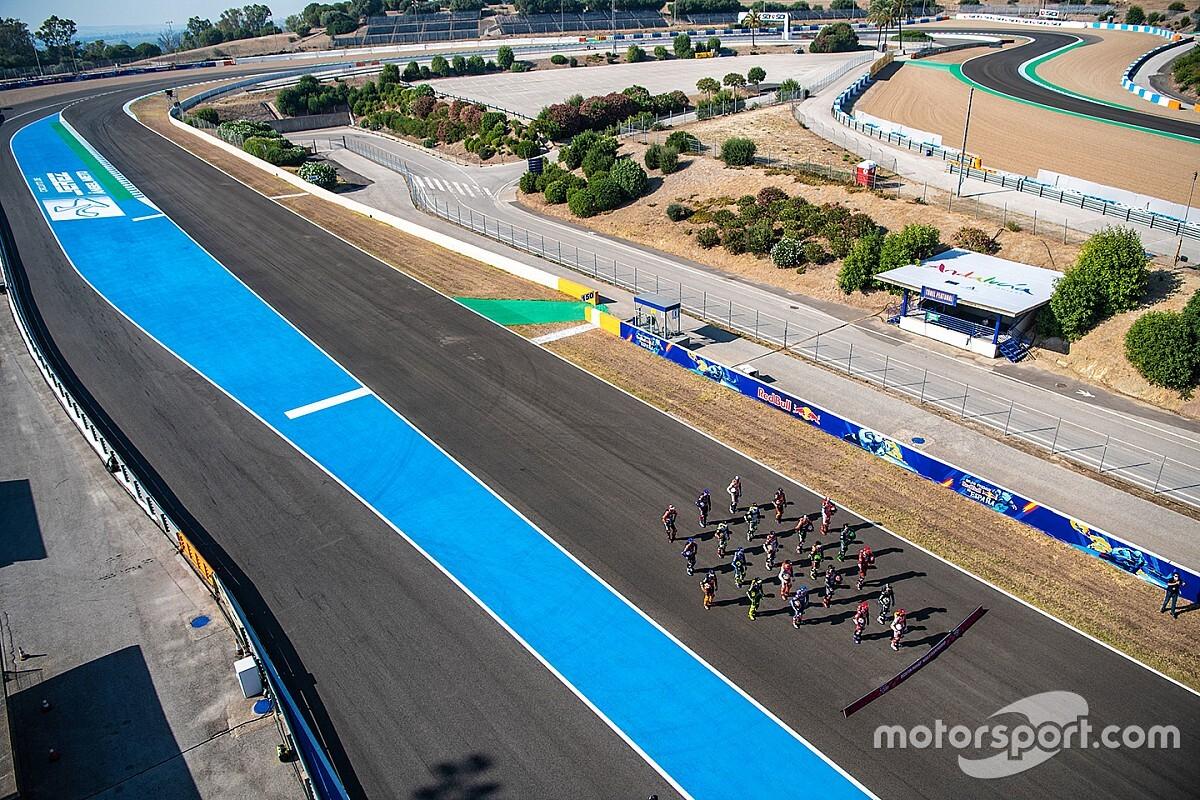 GALERÍA: MotoGP se toma la foto oficial 2020