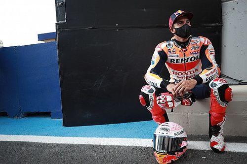 Berbagai Tantangan Marquez Tahun Ini, dari Rossi hingga Honda