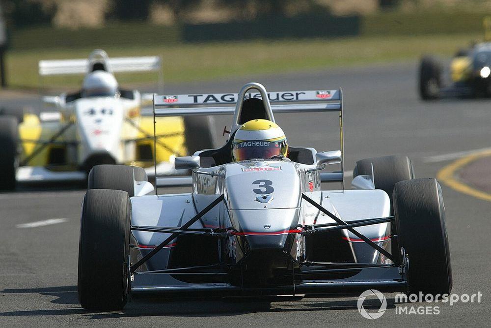Do you remember when Hamilton last won on three wheels?