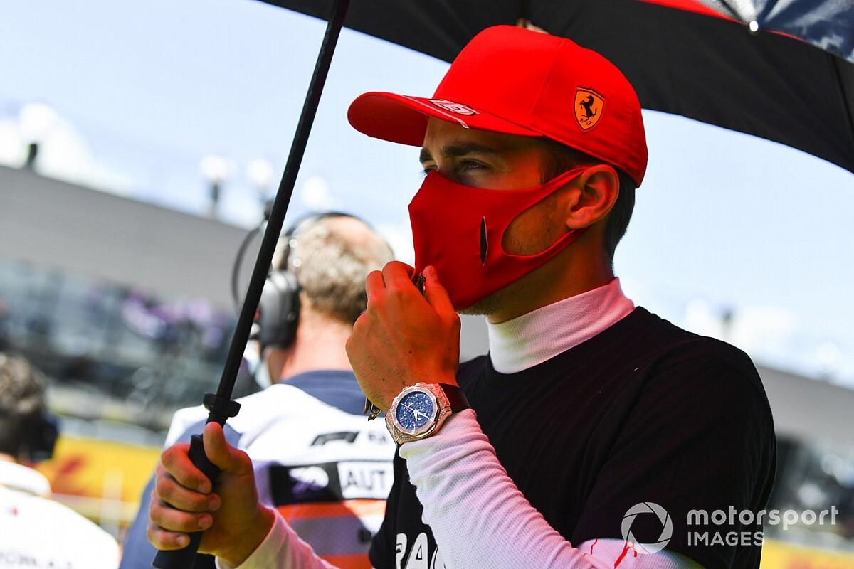 """Leclerc rádiós üzenete a Ferrarihoz: """"Hosszú az út, de bármi lehetséges..."""""""