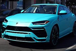 Ezzel a borítással igazán feltűnő lesz az ember Lamborghini Urusa