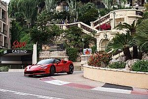 VIDEO: la 'Grand Rendez-Vous' de Leclerc en Mónaco