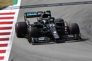 """Mercedes, İspanya GP'sindeki stratejisinde """"yanlış karar"""" almış"""